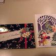 マックからのクリスマスカード