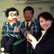 腹話術師 小野征彌さん2