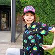 夏の日に亜弓さん モリ夫さん撮影