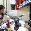 古田寛幸選手 2012年5月25日放送分 収録風景2