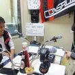 古田寛幸選手 2012年5月25日放送分 収録風景4