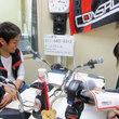 古田寛幸選手 2012年5月25日放送分 収録風景5