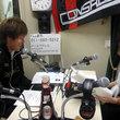 櫛引一紀選手 2012年5月11日放送分 収録風景2