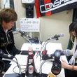 櫛引一紀選手 2012年5月11日放送分 収録風景3