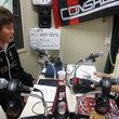 櫛引一紀選手 2012年5月11日放送分 収録風景6