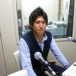 小山内貴哉選手 2012年6月22日放送分 収録風景7