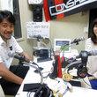 三上陽輔選手 2012年6月8日放送分 収録風景8