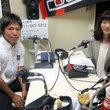 榊翔太選手 2012年8月24日放送分 収録風景2