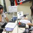 榊翔太選手 2012年8月24日放送分 収録風景3