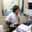 榊翔太選手 2012年8月24日放送分 収録風景4