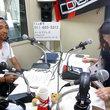 高木純平選手 2012年9月14日放送分 収録風景3