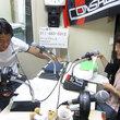 前貴之選手 2012年9月28日放送分 収録風景1