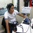 前貴之選手 2012年9月28日放送分 収録風景3