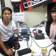 前貴之選手 2012年9月28日放送分 収録風景6