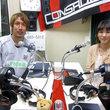 岩沼俊介選手 2012年10月26日放送分 収録風景2