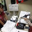 コンサドールズ 梶野志織キャプテン 2012年10月12日放送分 収録風景9