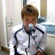 高木貴弘選手 2012年11月23日放送分 収録風景10