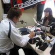 高木貴弘選手 2012年11月23日放送分 収録風景6
