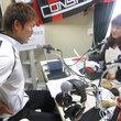 高木貴弘選手 2012年11月23日放送分 収録風景7