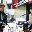 奈良竜樹選手 2012年12月28日放送分 収録風景2