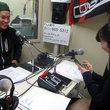 奈良竜樹選手 2012年12月28日放送分 収録風景3