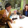 堀米悠斗選手 2013年3月22日放送分 収録風景11