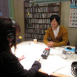 堀米悠斗選手 2013年3月22日放送分 収録風景4