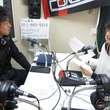 深井一希選手 2013年4月12日放送分 収録風景2