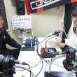 深井一希選手 2013年4月12日放送分 収録風景3