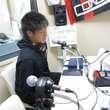 深井一希選手 2013年4月12日放送分 収録風景4