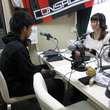 深井一希選手 2013年4月12日放送分 収録風景6