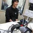 阿波加俊太選手 2013年4月26日放送分 収録風景3