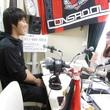 阿波加俊太選手 2013年4月26日放送分 収録風景9