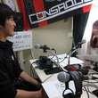 阿波加俊太選手 2013年4月26日放送分 収録風景5