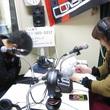 小山内貴哉選手 2013年5月10日放送分 収録風景4