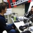横野純貴選手 2013年5月24日放送分 収録風景3
