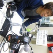 横野純貴選手 2013年5月24日放送分 収録風景6