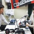 永坂勇人選手 2013年6月14日放送分 収録風景2