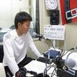 永坂勇人選手 2013年6月14日放送分 収録風景3