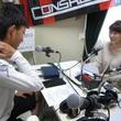 永坂勇人選手 2013年6月14日放送分 収録風景4