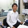 永坂勇人選手 2013年6月14日放送分 収録風景5