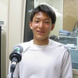 永坂勇人選手 2013年6月14日放送分 収録風景6