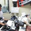 神田夢実選手 2013年6月28日放送分 収録風景1