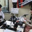 神田夢実選手 2013年6月28日放送分 収録風景3