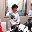 神田夢実選手 2013年6月28日放送分 収録風景4