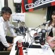 神田夢実選手 2013年6月28日放送分 収録風景6