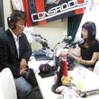 三上大勝GM 2013年7月12日放送分 収録風景2