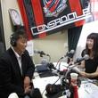 三上大勝GM 2013年7月12日放送分 収録風景3