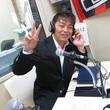 三上大勝GM 2013年7月12日放送分 収録風景6