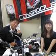 三上大勝GM 2013年7月12日放送分 収録風景7